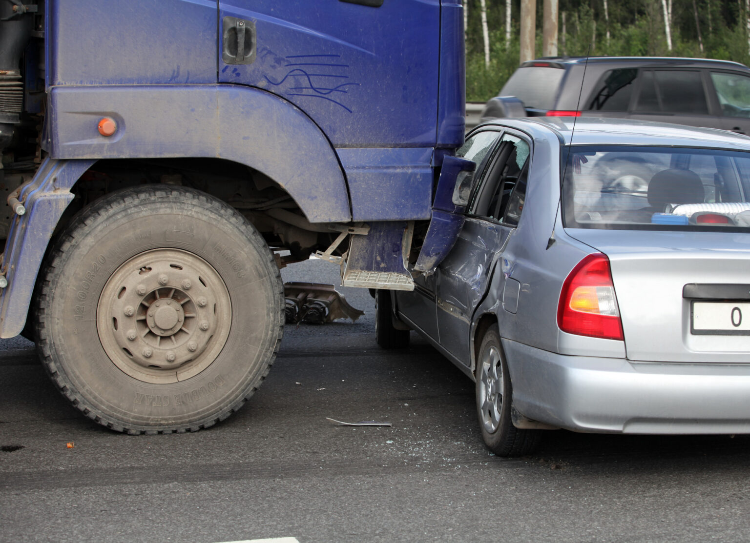 Hit By a Truck? 4 Important Steps to Take
