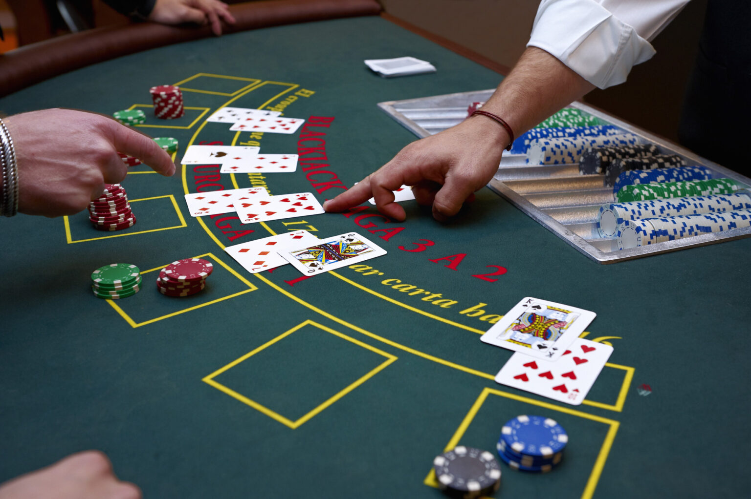 4 Simple Gambling Strategies for Beginners