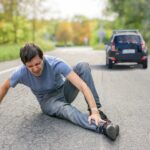 It could be overwhelming and panic-inducing if you hit a pedestrian with your car. Whatever you do, don't leave the scene. Here/s what to do next.