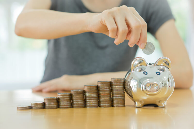 Nobody wants to retire with an inadequate amount of cash in their bank accounts. Here are a few retirement saving tips to help you get started.