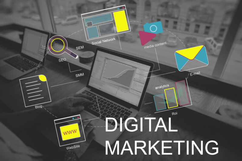 Launching a successful digital marketing campaign means following a few key steps. Here are 7 aspects of a solid digital marketing strategy.